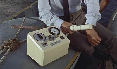Gadget: Geiger counter