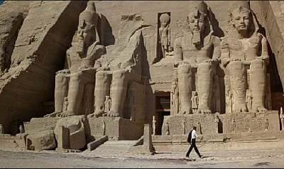 Location: Abu Simbel Temples, Egypt