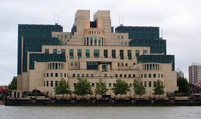 Location: MI6, London