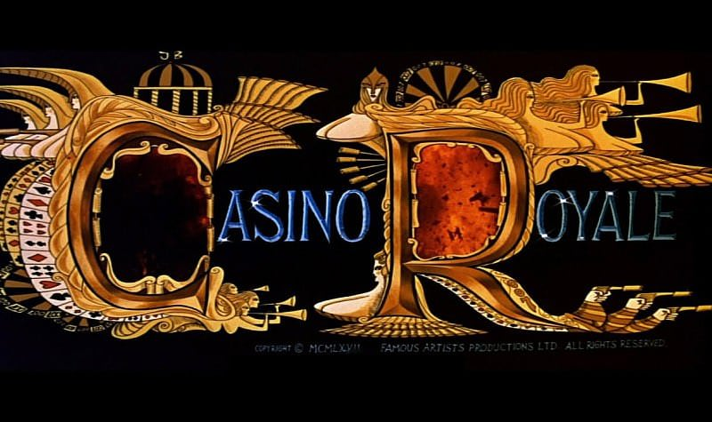 'Casino Royale (67)' title sequence