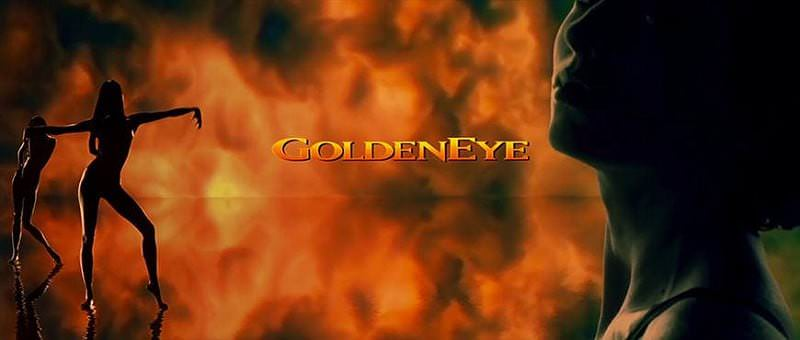 'GoldenEye' title sequence