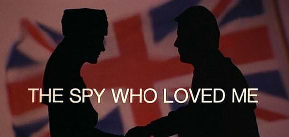 'The Spy Who Loved Me' title sequence